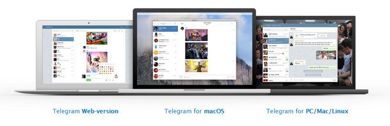телеграм для компьютеров и ноутбуков