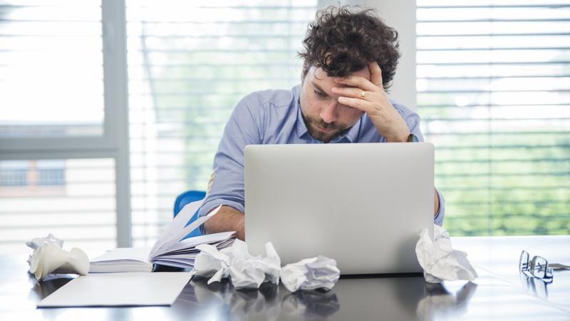 Почему не получается заработать в Интернете