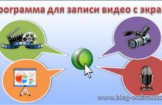 Программа, записывающая видео с экрана компьютера